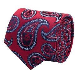 Men's Cufflinks Inc Darth Vader Paisley Tie Red
