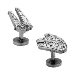 Men's Cufflinks Inc Resistance vs. First Order Cufflinks Silver