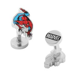 Men's Cufflinks Inc Spider-Man Action Cufflinks Multi