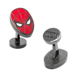 Men's Cufflinks Inc Spider-Man Cufflinks Red