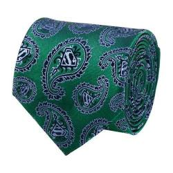 Men's Cufflinks Inc Superman Paisley Tie Green