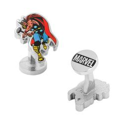 Men's Cufflinks Inc Thor Action Cufflinks Multi