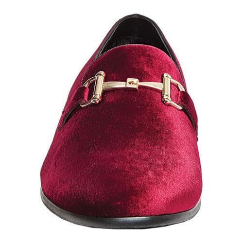 5af4515f974 Shop Men s Steve Madden Coine Loafer Burgundy Velvet - Free Shipping ...