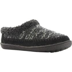 Women's Staheekum Serene Boucle Slipper Black