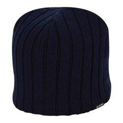 Men's Ben Sherman Rib Knit Beanie Staples Navy Heather
