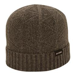 Men's Ben Sherman Textured Beanie Charcoal