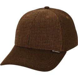 Men's Ben Sherman Wool Baseball Cap Brown