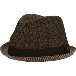 Men's Ben Sherman Wool Fedora Black
