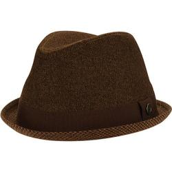 Men's Ben Sherman Wool Fedora Brown
