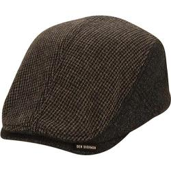 Men's Ben Sherman Wool Flat Cap Staples Navy