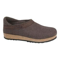 Haflinger GZH Closed Heel Grizzly Smokey Brown
