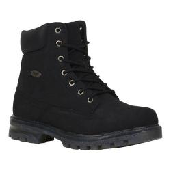Men's Lugz Empire HI XC Work Boot Black/Smokey Durabrush