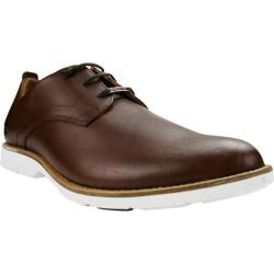 Men's Burnetie Casual Low Oxford Coffee Leather