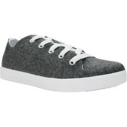 Women's Burnetie Ox Light II Sneaker 44326 Grey Textile