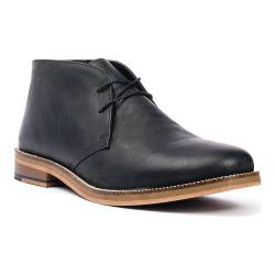 Men's Crevo Dorville Chukka Boot Black Leather