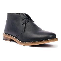 Men's Crevo Dorville Chukka Boot Black Leather