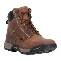 Men's Dan Post Boots Cabot Logger Boot DP66852 Tan Leather