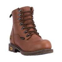 Men's Dan Post Boots Detour Logger Boot DP67394 Honey Leather