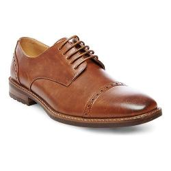Men's Madden Atkin Cap Toe Oxford Tan Synthetic