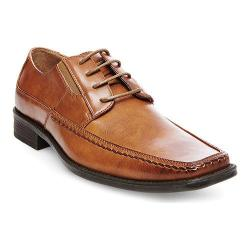 Men's Madden Lexx Moc Toe Dress Shoe Tan Synthetic