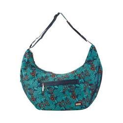 Women's Hadaki by Kalencom Hobo Fit Bag Floral