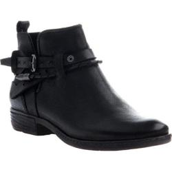 Women's OTBT Low Rider Bootie Black Leather