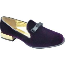 Women's Bellini Bella Loafer Purple Velvet