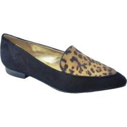 Women's Bellini Frances Loafer Leopard Microsuede