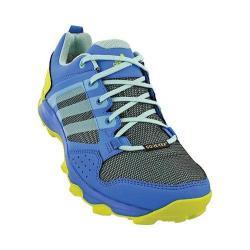 Women's adidas Kanadia 7 Trail GORE-TEX Hiking Shoe Ray Blue/Ice Green/Shock Slime