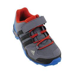 Children's adidas AX 2.0 CF K Hiking Shoe Shock Blue/Black/Craft Chili