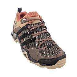 Women's adidas Brushwood Mesh Hiking Shoe Clay Brown/Black/Tech Earth