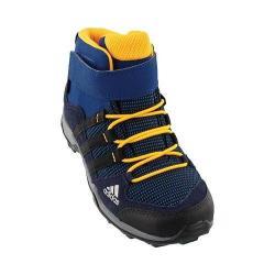 Children's adidas Brushwood Mid CF CP K Trail Shoe Tech Steel/Black/Collegiate Navy