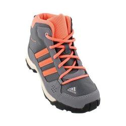 Children's adidas Hyperhiker Trail Shoe Onix/Sun Glow/Grey