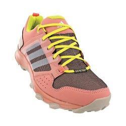 Women's adidas Kanadia 7 Trail GORE-TEX Hiking Shoe Vapour Pink/Shock Slime/Raw Pink