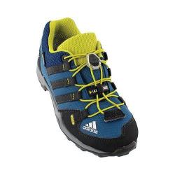 Children's adidas Terrex GORE-TEX K Hiking Shoe Tech Steel/Black/Unity Lime