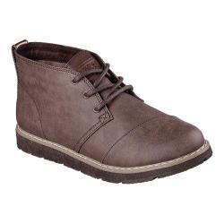 Women's Skechers BOBS Alpine Ankle Boot Chocolate