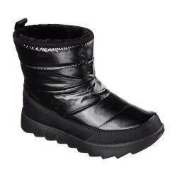 Women's Skechers BOBS Mementos Angel Face Cold Weather Boot Black
