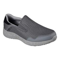 Men's Skechers Burst Just In Time Slip On Charcoal