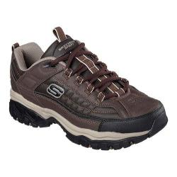 Men's Skechers Energy Downforce MF Training Shoe Brown/Taupe