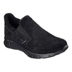 Men's Skechers Equalizer Chakote Slip On Walking Shoe Black