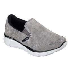 Boys' Skechers Equalizer Mind Game Slip On Shoe Gray