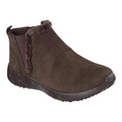 Women's Skechers Burst Winter Lights Bootie Chocolate