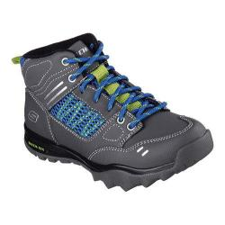 Boys' Skechers Cold Weather Hiker Boot Charcoal