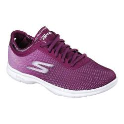 Women's Skechers GO STEP Cosmic Walking Shoe Purple/Lavender