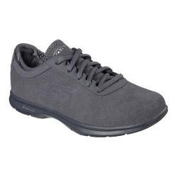 Women's Skechers GO STEP Inception Walking Shoe Charcoal