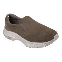 Men's Skechers GOwalk Outdoors Slip On Walking Shoe Khaki