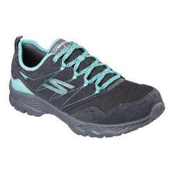 Women's Skechers GOwalk Outdoors Trail Shoe Charcoal/Blue
