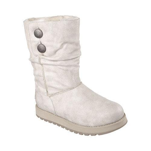 6523a3dae562 Shop Women s Skechers Keepsakes Rhodium Mid Calf Boot Taupe - Free Shipping  Today - Overstock - 12690205