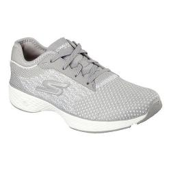 Women's Skechers GOwalk Sport Walking Shoe Gray
