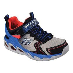 Boys' Skechers Gunray Air Protium Sneaker Black/Red/Blue